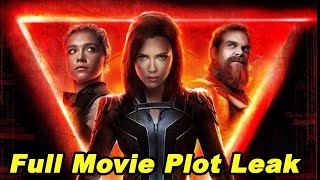 Black Widow Full Movie Plot Leak And Post Credit Scenes Reportedly Leaked (Spoilers)