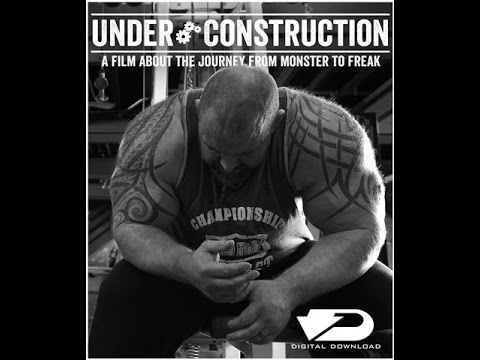 under construction a film about the journey from monster