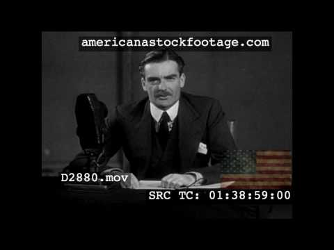 1939 Anthony Eden Speech D2880