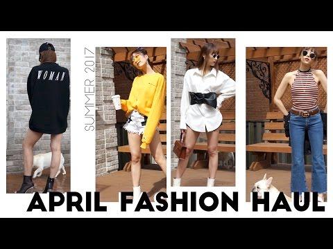 春季服饰穿搭u0026 近期沉迷于的时尚单品 - 【Spring Outfit Ideasu0026 Fashion Haul 】