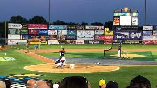 2018 Eastern League Home Run Derby Highlights