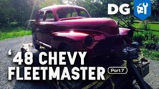 Video PRIME & PAINT: '48 Chevy Fleetmaster (Part 7) download MP3, 3GP, MP4, WEBM, AVI, FLV Desember 2017