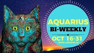 Video 💞 AQUARIUS BI-WEEKLY OCT 16-31, 2017 ***SnowWhite is waking up!*** download MP3, 3GP, MP4, WEBM, AVI, FLV Oktober 2017