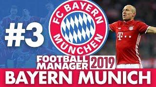 BAYERN MUNICH FM19 ALPHA | Part 3 | CHAMPIONS LEAGUE | Football Manager 2019