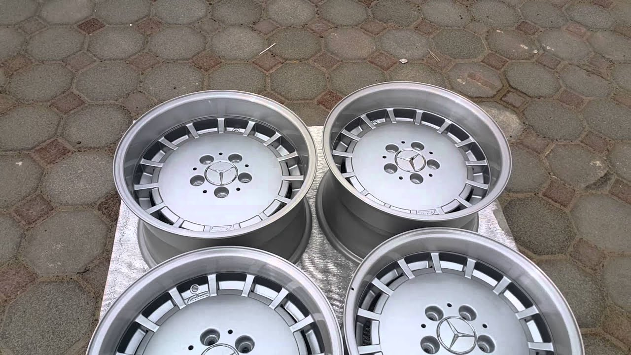 Mercedes Benz  Lorinser Wheel