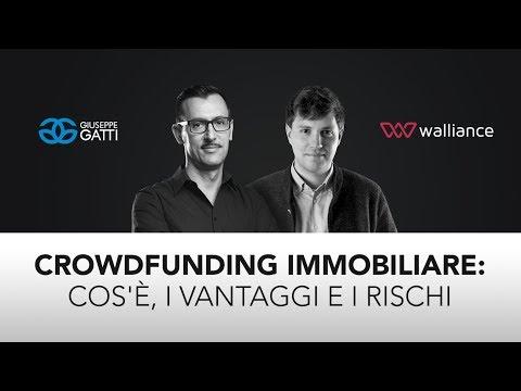 Crowdfunding immobiliare: cos'è, vantaggi e rischi.