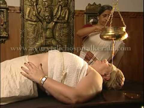 Ayurvedic Treatment (Dhara)