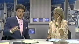 Fridley Minnesota Tornado 1986 - KARE 11 Helicopter Live Footage (Full Broadcast)