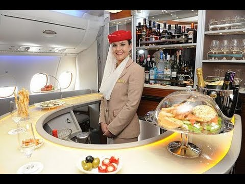 Emirates A380 Cabin Tour | Three-class Airbus A380 | Emirates Airline Dubai