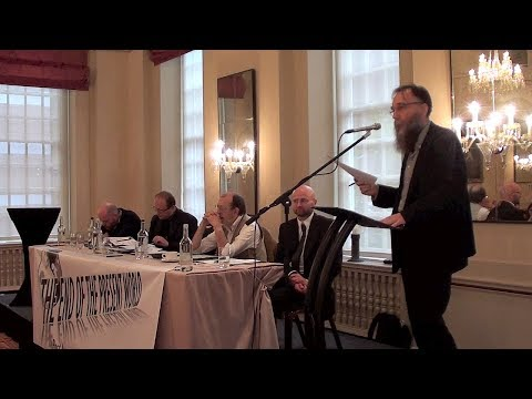 Alexander Dugin: Eurasia: perspectives of multipolarity & Fourth Political Theory.