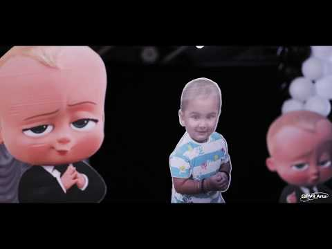 First Birthday   Cinematic   Highlight   Video   Dhwit   By PVR ARTS