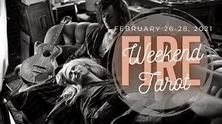 FIRE SIGNS: THEY FINĄLLY SAY IT ~ Daily Tarot February 26 27 28, 2021, Aries, Leo, Sagittarius