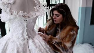 Mia Lora Bridal Shop by Nour Mohtaseb S/S 2017 introduction (making off)