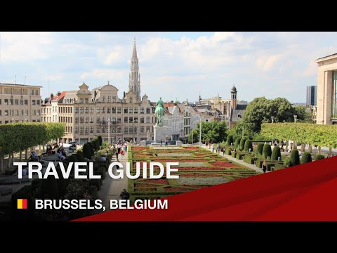 Travel Guide For Brussels, Belgium