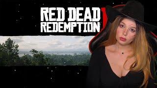 Обзор игры Red Dead Redemption 2 прохождение на PS4 Pro скоро финал :(
