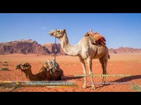 Eric Hadik--Startling Mideast Prediction! #3765