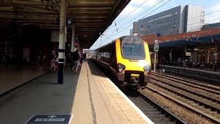 *LNER 800 * Network Rail 43* Trains and tones at Doncaster (14/07/18) Part 1