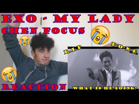 "EXO - ""My Lady"" Chen Focus 