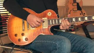 2006 Gibson Les Paul Std. faded
