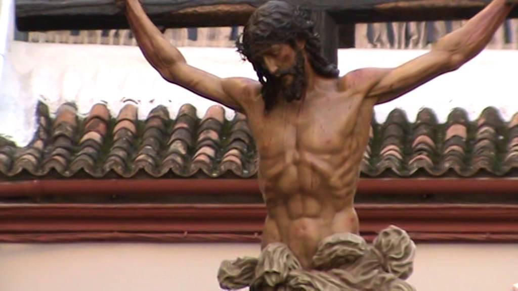 Resultado de imagen de Cristo de la Crucifixión malaga