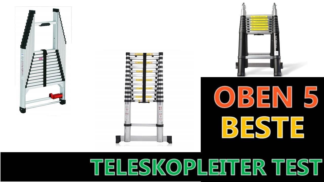Beste Teleskopleiter Test 2020 Youtube