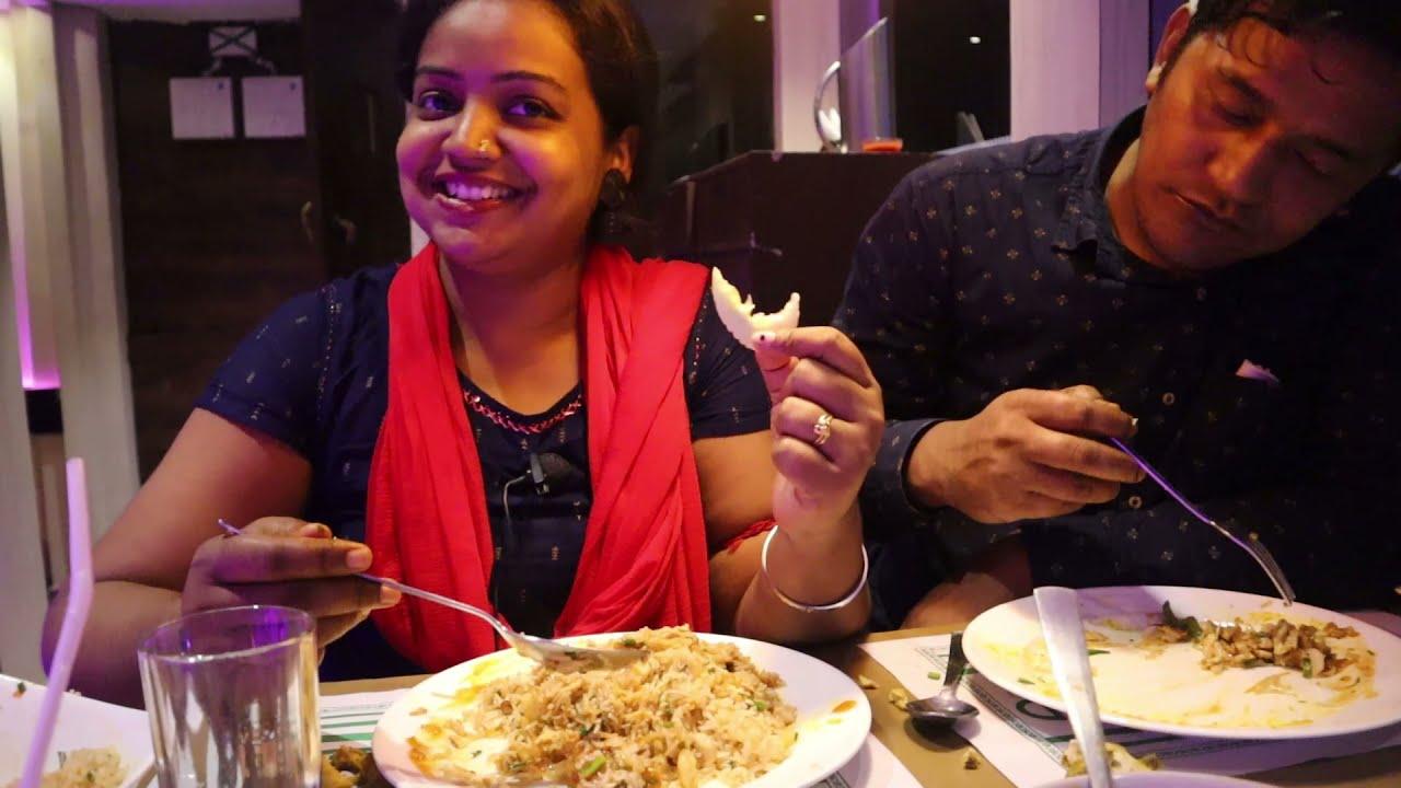 Super Eating ( West Wind ) | Chicken Fried Rice | Chicken Manchurian | Lassi | Nababi Mutton Handi