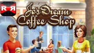 Jo's Dream: Coffee Shop - iPhone 5 Gameplay