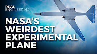 NASA's Weirdest Experimental Plane