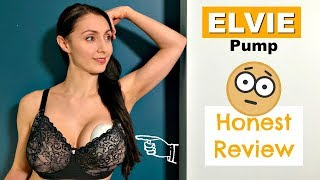 An HONEST Elvie Pump Review  Thumbs Down From Me