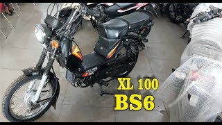 TVS XL 100 SBT BS6 Review Price Mileage