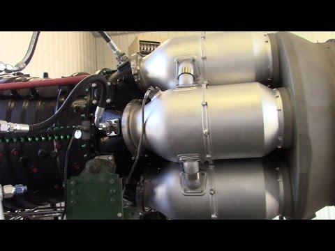 Land Based Jet Engine