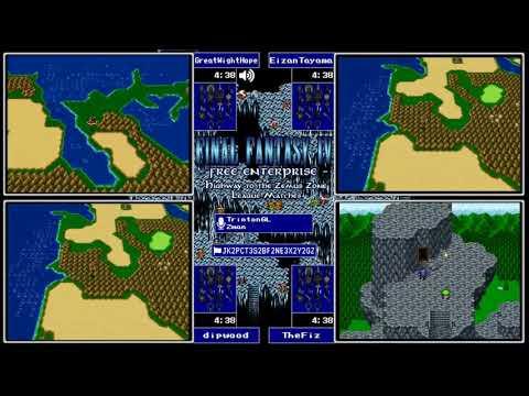 Final Fantasy IV Free Enterprise League – GreatWightHope/EizanTayama ...