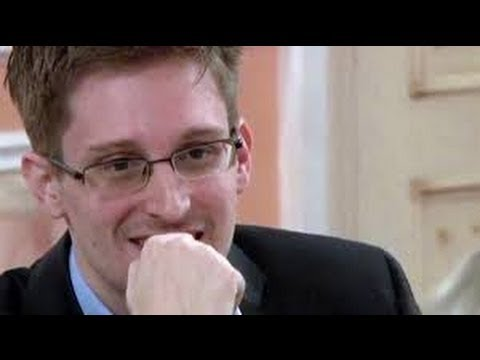 Edward Snowden awarded the Sam Adams prize for integrity in intelligence