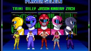 Mighty Morphin Power Rangers - -Walkthrough- Vizzed.com - User video