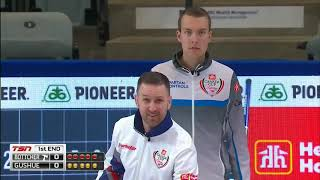 2018 Home Hardware Canada Cup of Curling - Gushue vs. Bottcher (Draw 5)