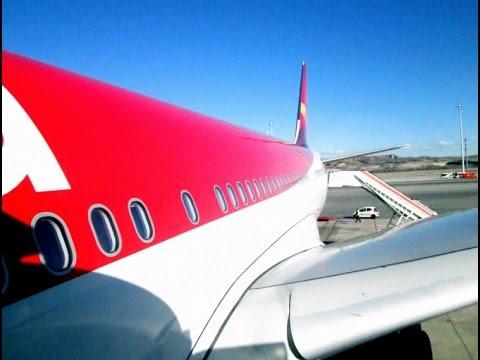 Airbus A330 - Avianca: Take off AV11 [MAD-BOG]