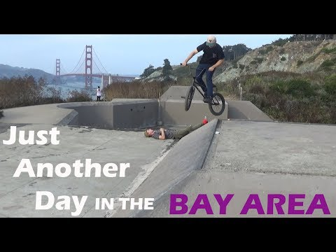 Just Another Day - A Movie About Mountain Biking in the Bay Area