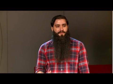 Jumping off the Creative Cliff: The Importance of Vulnerability  Jordan VogtRoberts  TEDxBaDinh