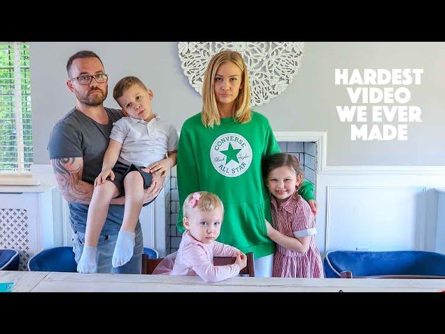 HARDEST VIDEO WE'VE EVER MADE :(