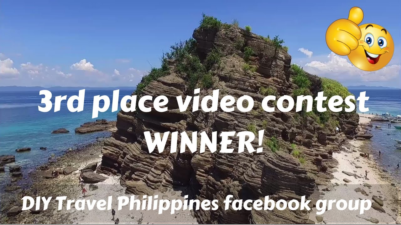 diy travel philippines facebook group video contest 3rd