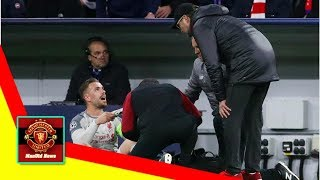 ManUtd News - Henderson injured in huge Liverpool blow during first half against Bayern Munich