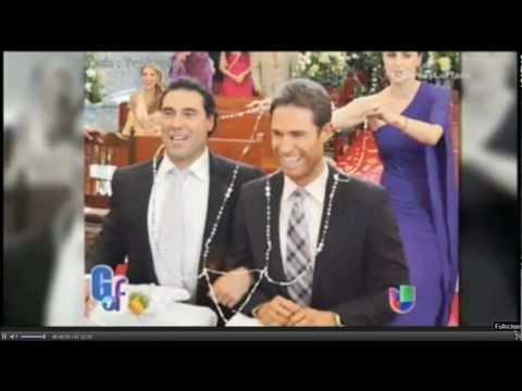 Arriaga y Guzman se casaron