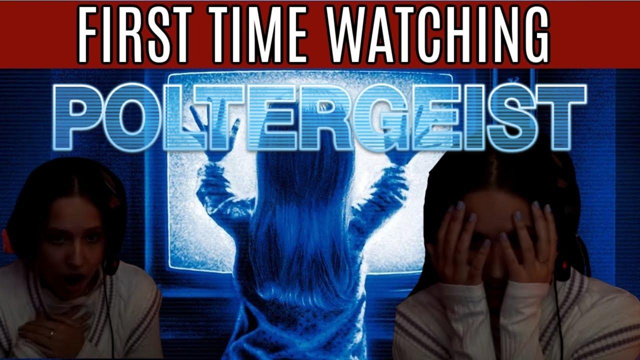 Download POLTERGEIST (1982) Movie Reaction! ☾ FIRST TIME WATCHING