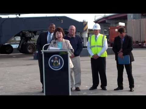 Maine Port news conference