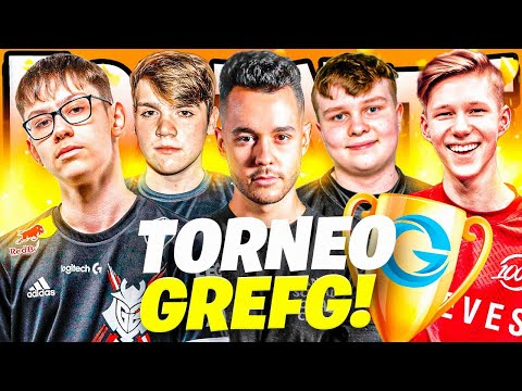 MEJORES MOMENTOS TORNEO HYPE CUP w/ The Grefg