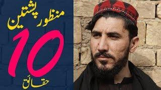 Who is Manzoor Pashteen? 10 Facts   Pashtun Tahafuz Movement   Jano.Pk