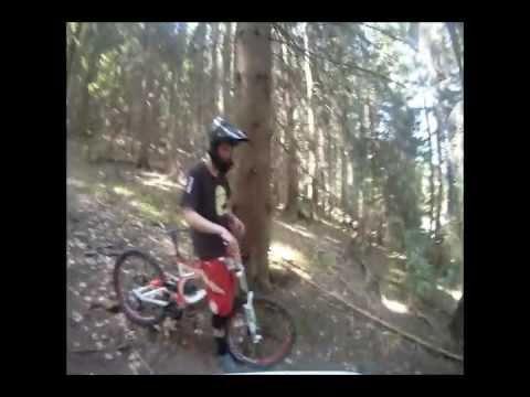 mountain biking vtt in samoens french alps with bike-alp.com
