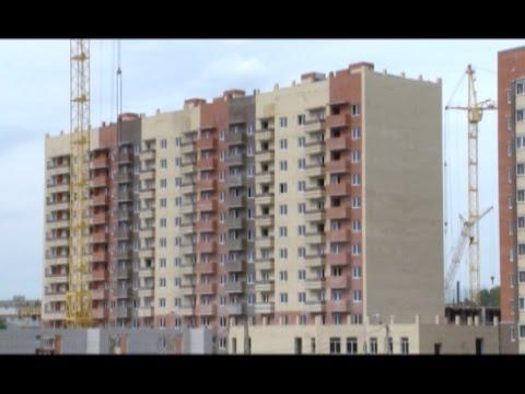 Массовое новоселье переселенцев из аварийного жилья в Вологде