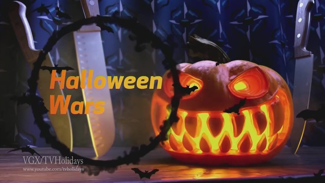Food Network HD US Halloween Wars Advert 2018 - YouTube