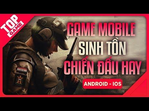 [Topgame] Top Game Sinh Tồn Chiến Đấu Hay Nhất Nên Chơi Dành Cho Android - IOS
